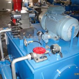供应组合机床动力滑台液压系统图片