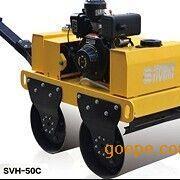 小型双钢轮压路机 小型压路机 手扶式双轮压路机