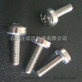 不锈钢皇冠螺钉螺丝螺母CHDS-M6-20