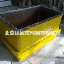 玻璃钢耐酸碱池