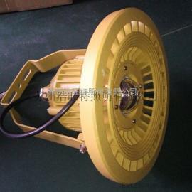 LED防爆吊杆灯,油库吊管式LED防爆灯100W