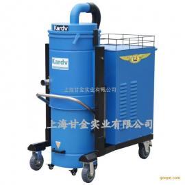 凯德威DL-5510工业吸尘器工厂用干式擦吸二合合一一地刷