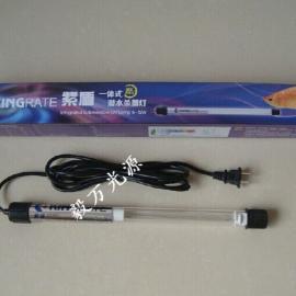 潜水UV杀菌灯10W鱼缸杀菌灯J10T5浸没式紫外线杀菌器