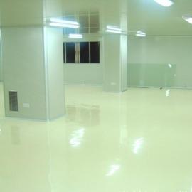 河南食品厂净化车间空气净化工程装修