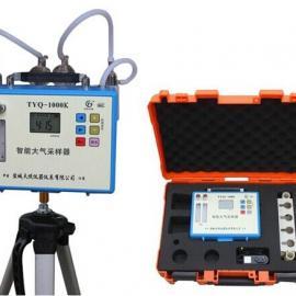 正品TYQ-1000K大容量电池双路大气采样器