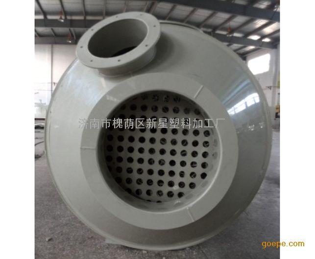 油漆电镀车间废气处理设备酸雾处理塔废气处理塔您的