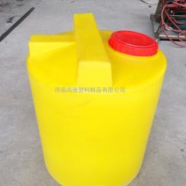 山东临沂PE加药箱 塑料加药箱 加药箱搅拌机 300L加药箱 加药箱厂