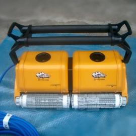 游泳池水�� 游泳池池底吸�m器海豚全自�舆M口吸污�C�代理