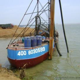力拓抽沙船,射吸式抽沙船,性能优越