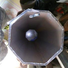 镀锌八角管-镀锌带八角管厂家