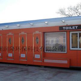 河南新乡五朵山移动公厕带小卖铺 常州厂家报价