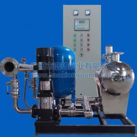 一体式无负压变频给水设备_全自动无负压自来水管道增压设备
