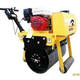 供应手扶式单轮压路机 压路机价格 单轮双轮压路机