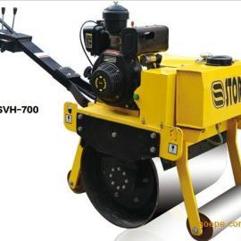 路面压实机械 汽油机压路机 采用进口发动机