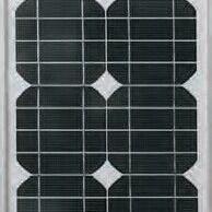 广东深圳55W单晶硅太阳能电池板组件厂家