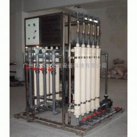 3T/H山泉水制取超滤设备