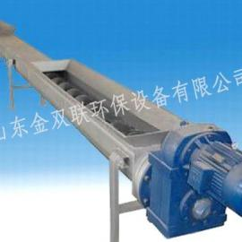 无轴螺旋输送机设备、螺旋输送机设备