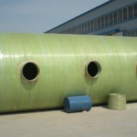 化粪池 1-120立方玻璃钢化粪池 地埋式玻璃钢化粪池