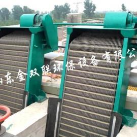 螺旋式格栅除污机 回转式格栅除污机