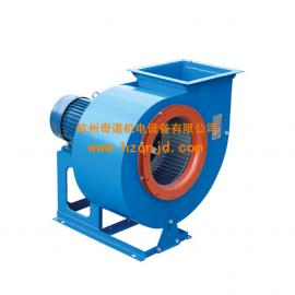 杭州奇诺生产直销11-62系列离心风机 厨房排油烟换气