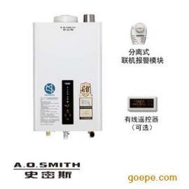 史密斯家用co保护燃气快速热水器JSQ22-LX
