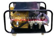 石油平台气动高压清洗机