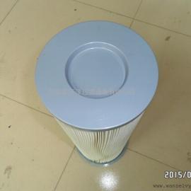 工业粉尘滤芯3266 集尘器粉尘滤筒厂家定制