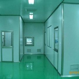 河南净化工程中央厨房净化板装修