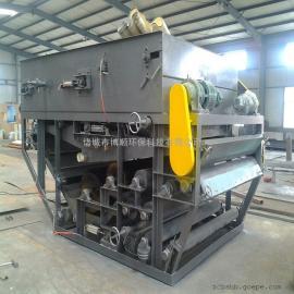 带式污泥浓缩脱水一体机 污泥浓缩带式压滤机