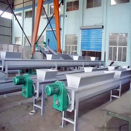 博顺生产 无轴螺旋输送机 污泥螺旋输送机
