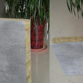北京防火隔离带 30cm岩棉复合板
