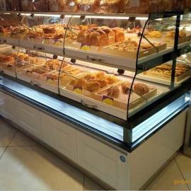 面包展示柜蛋糕柜冰淇淋柜米其厂家定做