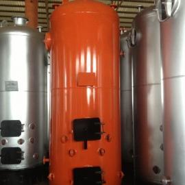 做豆腐皮专用小型立式蒸汽锅炉,节能反烧环保锅炉