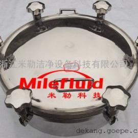 不锈钢人孔,卫生级不锈钢人孔盖,温州304不锈钢人孔生产厂家