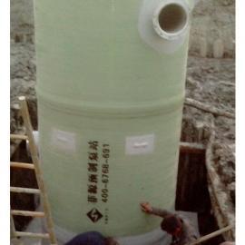 FYPS-3000-55-2一体化预制泵站
