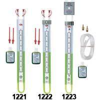 美国Dwyer 1221系列 Flex-Tube& U形压力计