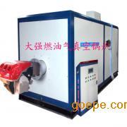 供应大强王牌燃油气高效节能燃气真空锅炉