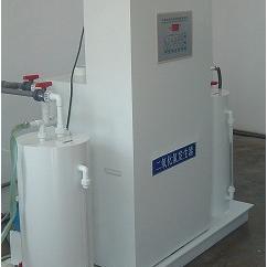 滨州、菏泽复合型二氧化氯发生器--屠宰厂消毒设备