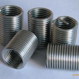 供应304 316不锈钢牙套 螺纹丝套 螺纹护套 钢丝牙套 螺纹保护套