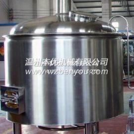 啤酒设备麦芽汁过滤槽 啤酒过滤槽啤酒过滤系统糖化过滤设备