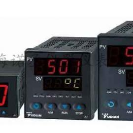 厦门宇电AI-501系列单路显示温度报警仪
