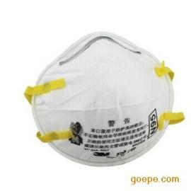 3M 8210 N95 防颗粒物口罩/有机气体防护口罩/防毒全面罩