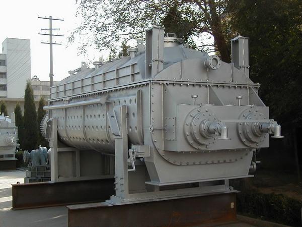 KJG系列空心桨叶干燥机