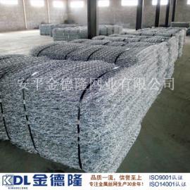 供应:镀锌覆塑加筋格宾网6x8上锌量最高300g/m2。