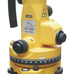 正品供应高精度DZJ200激光垂准仪