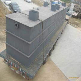 地埋污水处理设备 污水处理设备厂家 一体化设备厂家