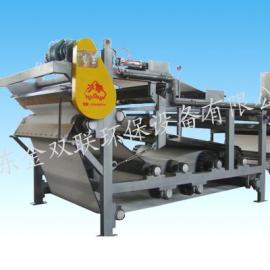 SL 带式压滤机 带式污泥浓缩脱水一体机