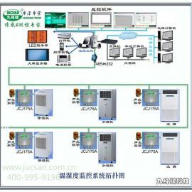医药新版GSP温湿度监控系统-九纯健科技