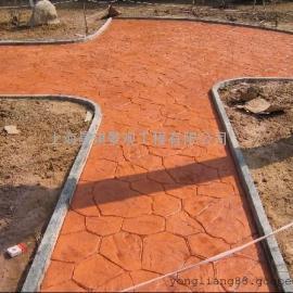 水泥压模地坪/压花地坪施工模具/混凝土彩色艺术地坪