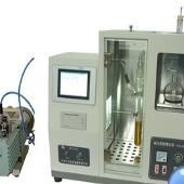 减压馏程测定器
